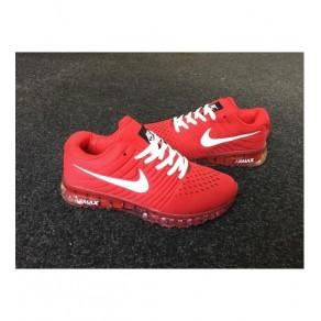 Nike Air Max New Silicone Rosu/Alb