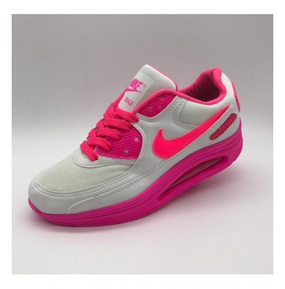 Nike Air Max Walkmaxx Alb-Roz