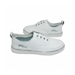 Adidasi Fashion Smao WHITE Cod 21