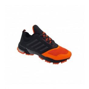 Adidasi Spira Negru/Orange Cod 46