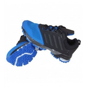 Adidasi Spira Negru/Albastru Cod 45