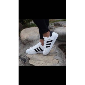 Adidas Super Star Alb-Negru