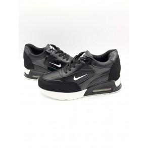 Adidasi Nike Venus Negru-Alb COD 18
