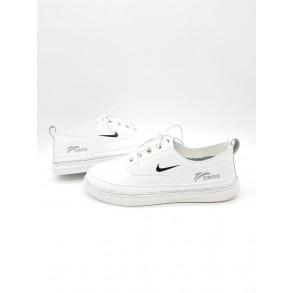Adidasi Nike Smao Alb