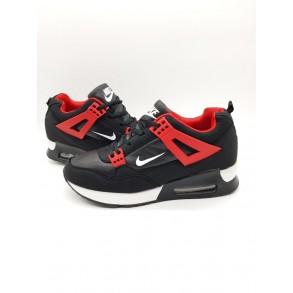 Adidasi Nike Venus Negru-Rosu COD 16