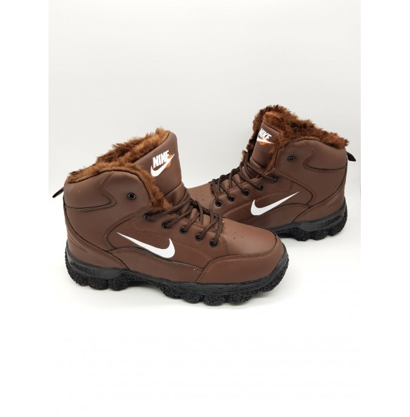 1+1 GRATIS  Ghete Nike  Winter Brown Cod 51