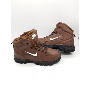 1+1 GRATIS  Ghete Nike  Winter Brown Cod 51